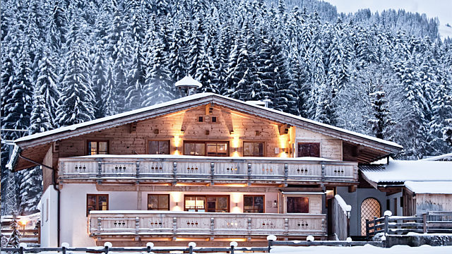 Kitz Boutique Chalet in Kitzbühel