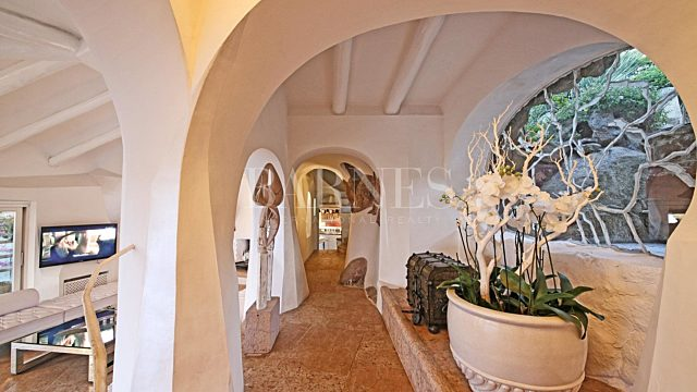 Long stay porto cervo inside villa