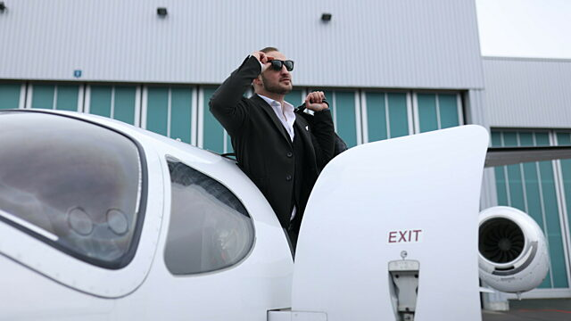 Private jet charter growth 2021