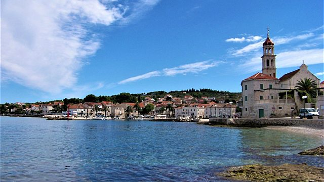 Private jet croatia brac town