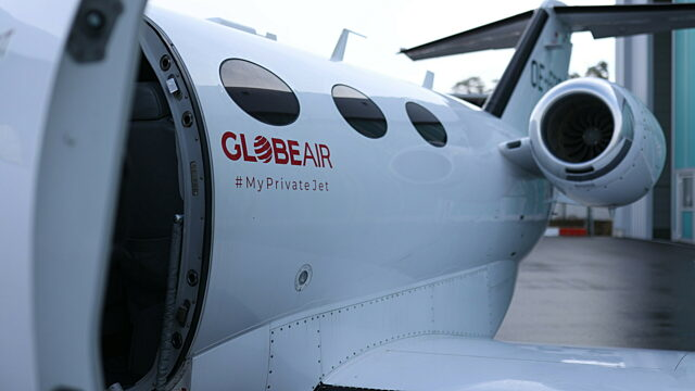 Private jet growth 2021