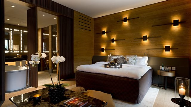 The cady andermatt new year eve suite