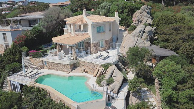 Villa baja long stay olbia