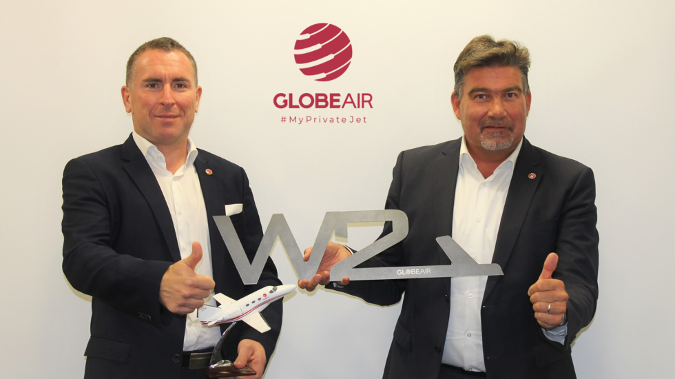 GlobeAir's flights are now bookable on all online platforms worldwide