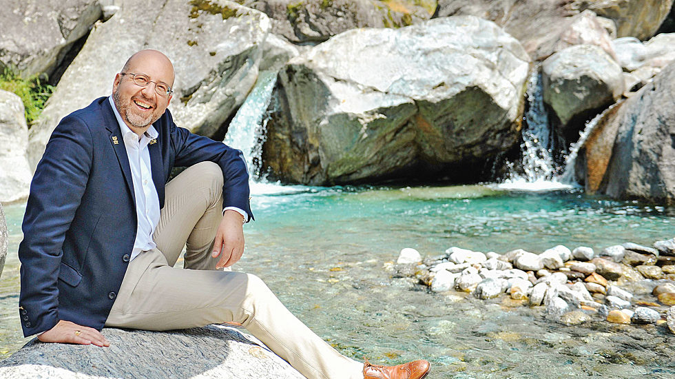 Discover ticino with claudio caser