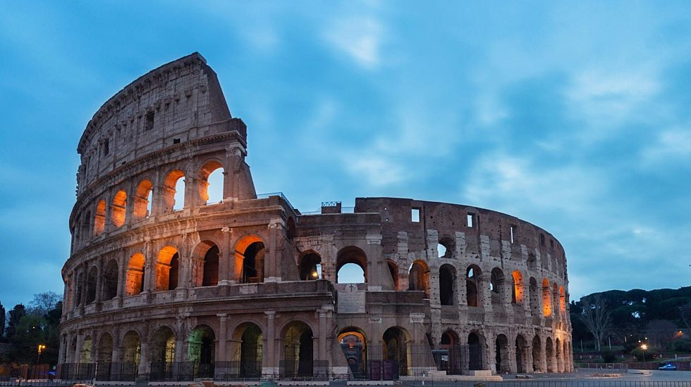 St valentine travelling experience rome