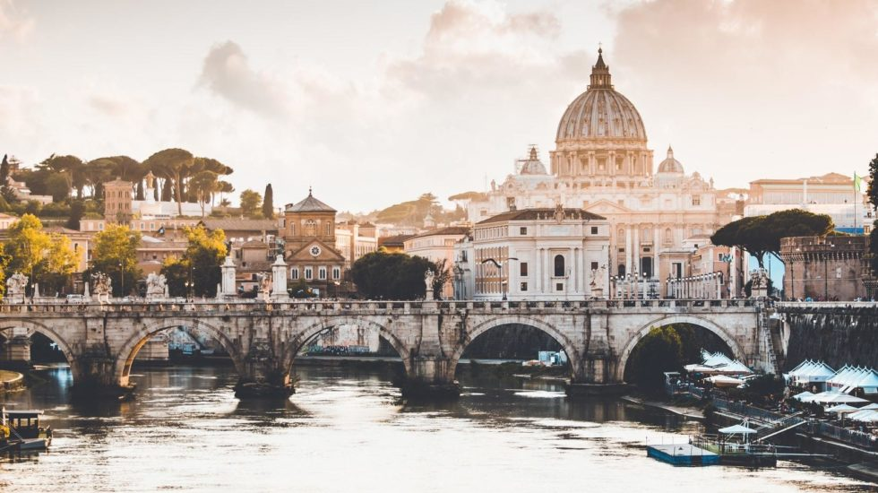 St valentine travelling experience vatican city