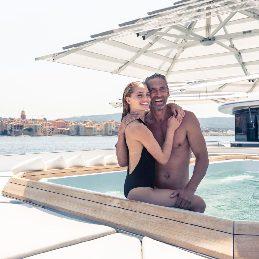 Luxury yachting weekends in the French Riviera with C&N