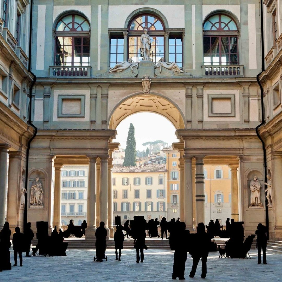 Guided tour to the Uffizi Gallery