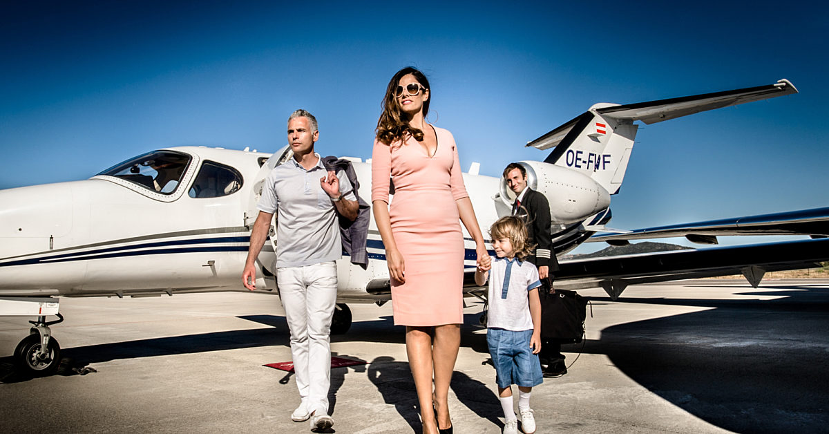 The #1 Private Jet Charter in Europe • GlobeAir #MyPrivateJet