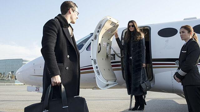 Outlook private jet industry 2021