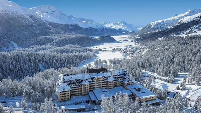 Private jet crypto conference st moritz