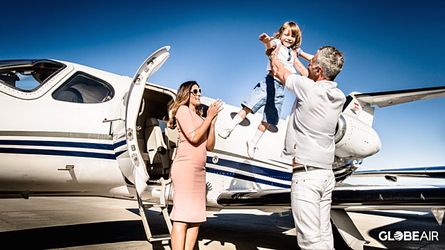 Private jet discount after covid19