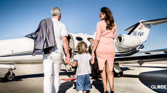 Privatjet VIP Destinationen in Sommer 2020