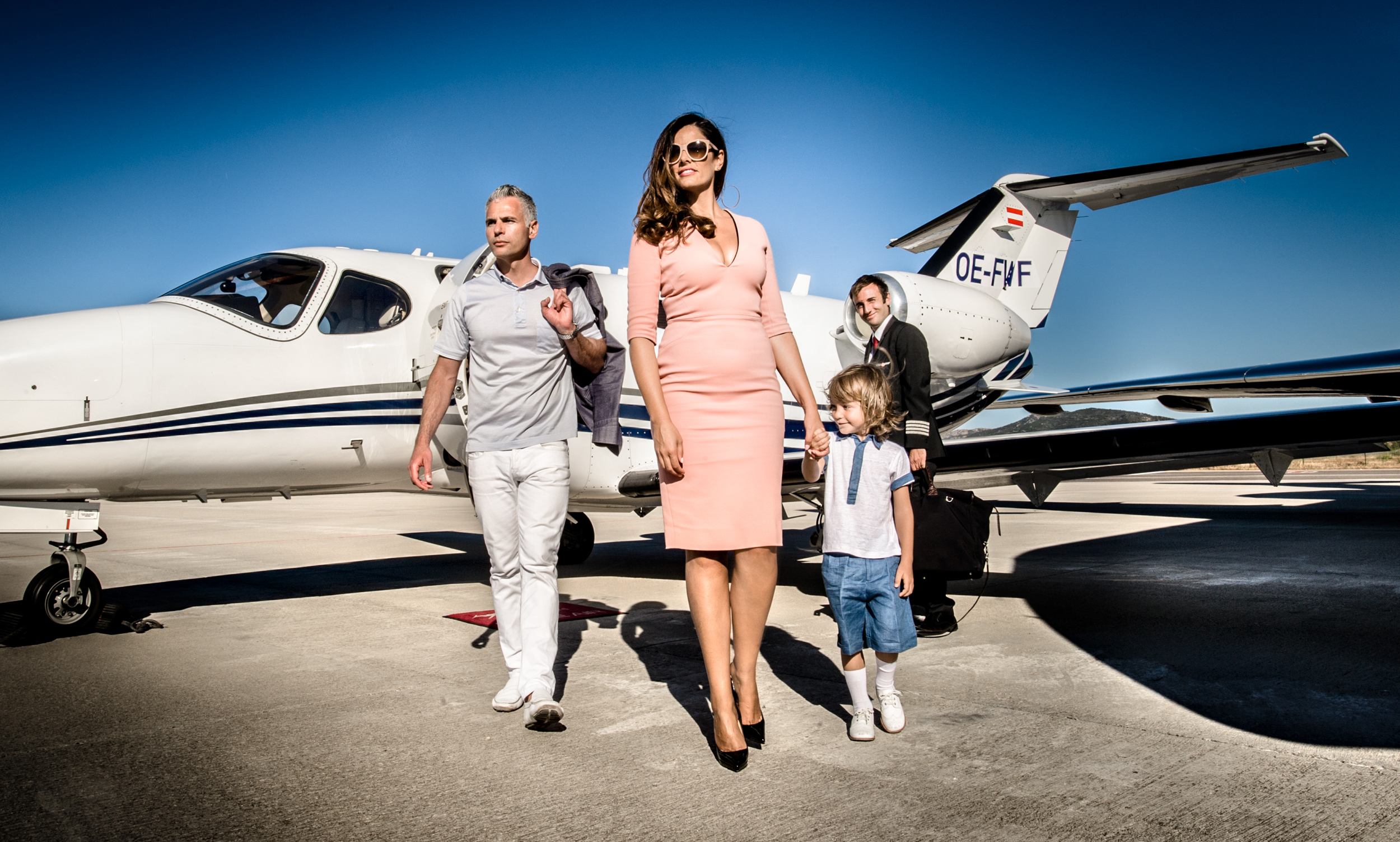 The #1 Private Jet Charter • GlobeAir